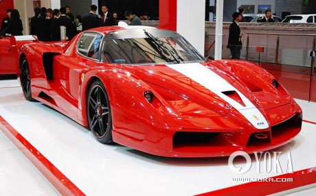 法拉利限量版跑车fxx(价格约为:1500万)高清图片