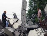 四川汶川发生8级地震