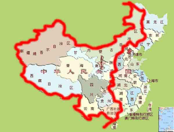 西部大开发:重要中国建设画卷