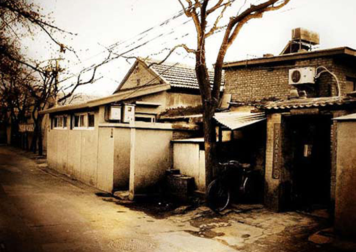 改革开放30年图片之住房