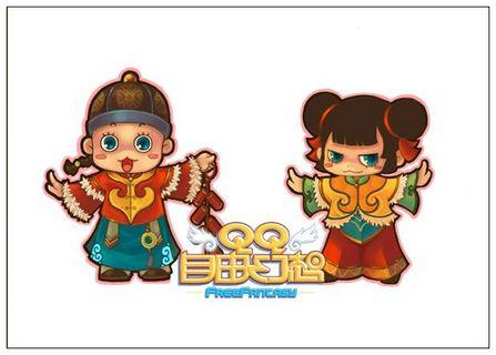玩家细数qq自由幻想09年新春记忆(组图)