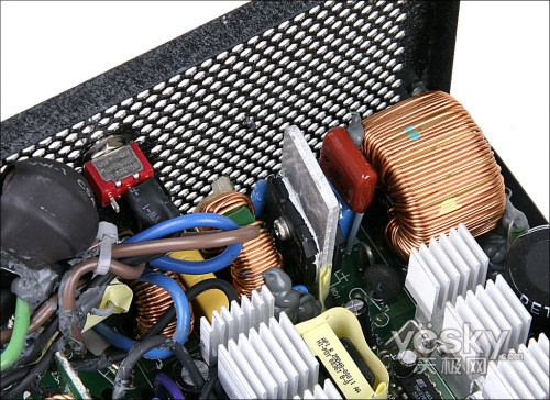 500w电源二级emi电路