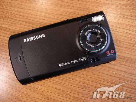 三星i8510 800万像素symbian智能机(组图)