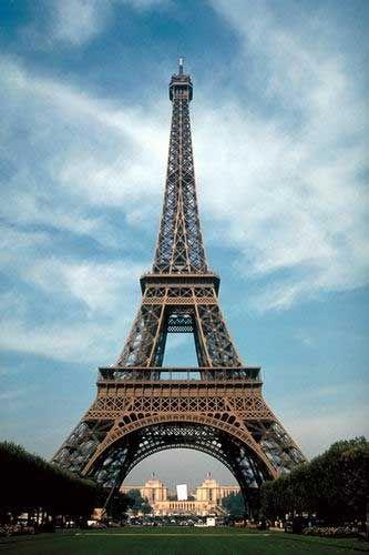 1,法国巴黎埃菲尔铁塔   2,英国伦敦特拉法尔加广场   3,英国伦敦