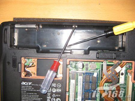 电脑光驱排线安装图解