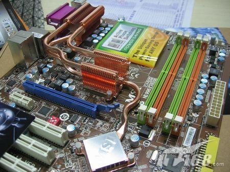 一体化热管散热设计