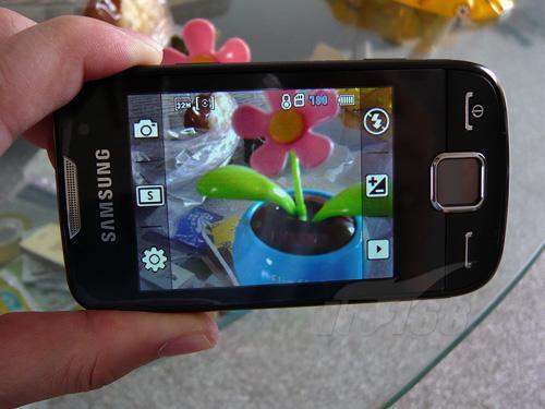 三星手机触屏不灵敏_超酷手势解锁 三星触屏手机s5600评测(组图)
