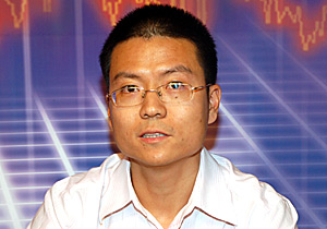曾晓洁,北京源乐晟资产管理有限公司总经理兼投资总监