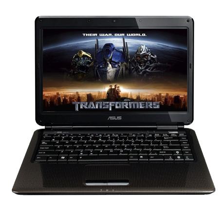 华硕推出17.3英寸k70io家用笔记本电脑(图)