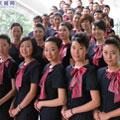 36名礼仪志愿者