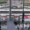 世博会展中心内部