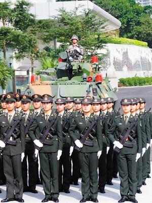 中国古代士兵方阵卡通