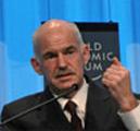 希腊总理兼外交部长帕潘德里欧