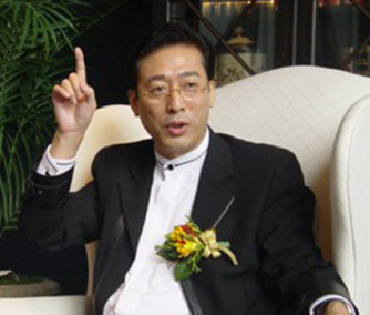 美克投资集团有限公司董事长冯东明
