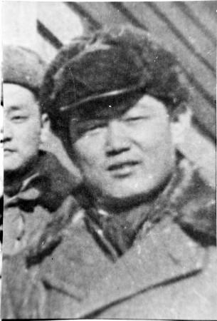 泰安籍烈士赵大海沈阳陵园等亲人
