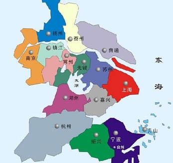 苏州市区详细地图