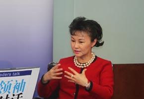 法兴私人银行大中华区董事总经理李晓芸谈如何进行投资理财