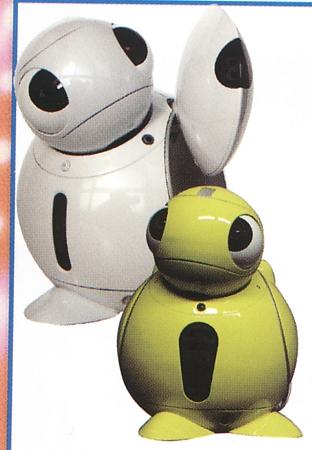 """""""在看古装片呢""""……界面型机器人-爱不离泡克通过重复此类会话来掌握"""