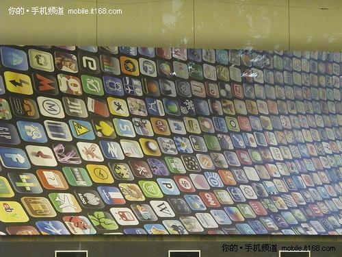 WWDC 10大会内部装饰