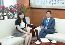 专访中信信用卡中心总裁陈劲