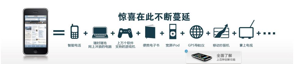 联通iPhone功能