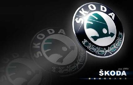 斯柯达logo