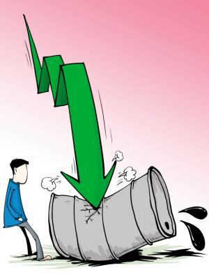 原油价格可能会进一步下调