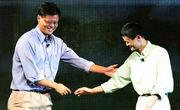 马云和杨致远:亲密的接触