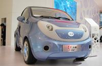 东风i-car纯电动车