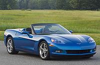 雪佛兰Corvette