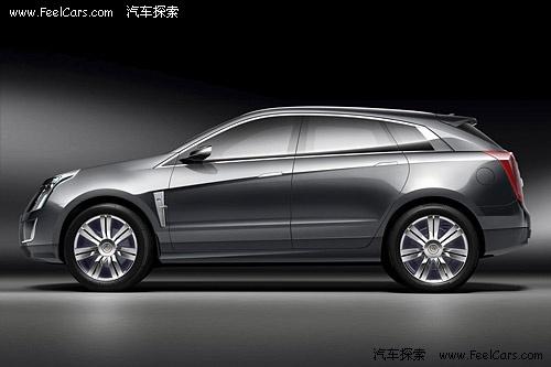 凯迪拉克最新款概念车——provoq concept高清图片