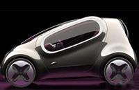 Pop电动概念车