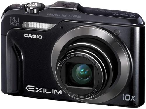 室内亦可GPS定位 卡西欧推旅行家数码相机