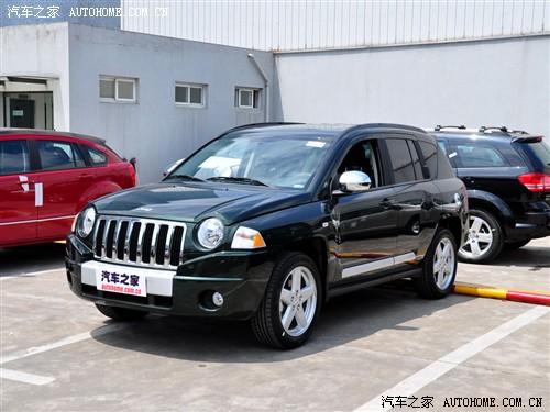 jeep指南者贷款首付只需5万新车开回家 高清图片
