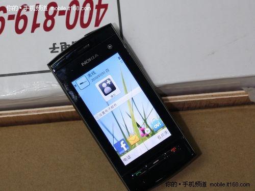 诺基亚5250屏幕大小_触控智能机热卖 诺基亚5250跌破1000元(组图)-科技频道-和讯网