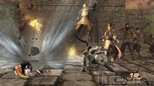 PS3大作 真三国无双6 武将最新情报公开