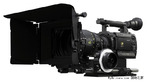 超大CMOS 索尼发布Super35画幅电影摄影机(组图)