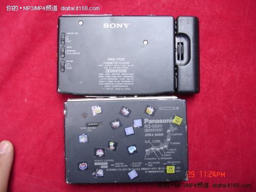 索尼 WM-703c-索尼卡带机停产 最值得收藏随身听推荐