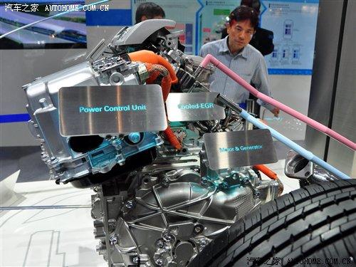 为节能努力 各种电动车型结构/原理浅析(组图)-汽车