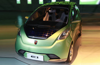 上汽E1纯电动车