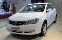 荣威350纯电动轿车