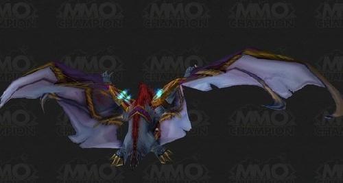 《魔兽世界》巨魔德鲁伊飞行形态曝光(组图)