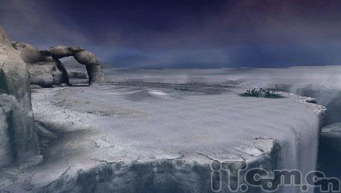 psp《怪物猎人p3》六大关卡场景图公布