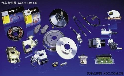 电子辅助安全系统 电液制动控制(SBC)(组图)-汽车频道-和讯网