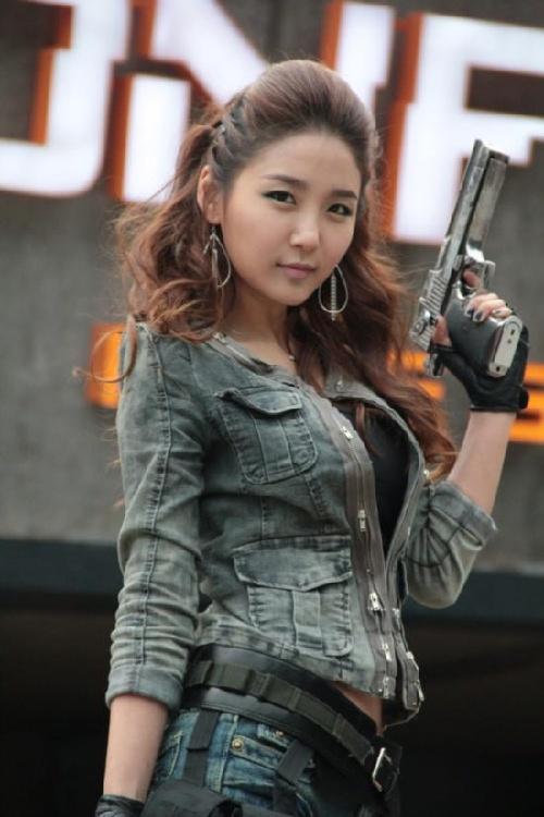 日本记者gstar窥色:韩国长腿美女迷人眼