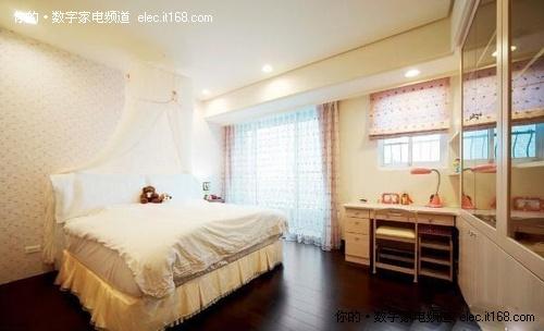 不同风采卧室装修图赏之十    舒适型 不同风采卧室装修图赏之十一