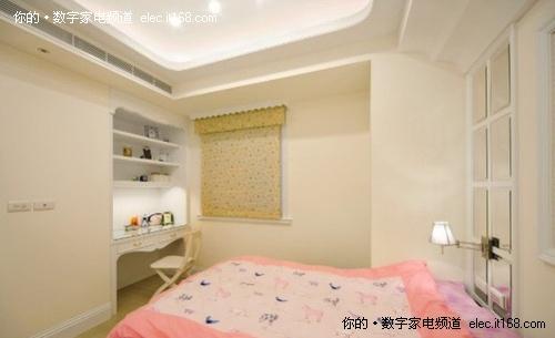 现代前卫风格 绎不同风采卧室装修图赏