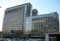 中国农业银行总行大楼