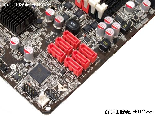 6个SATA3.0接口-加速USB3.0普及 解析599元特供版890GX