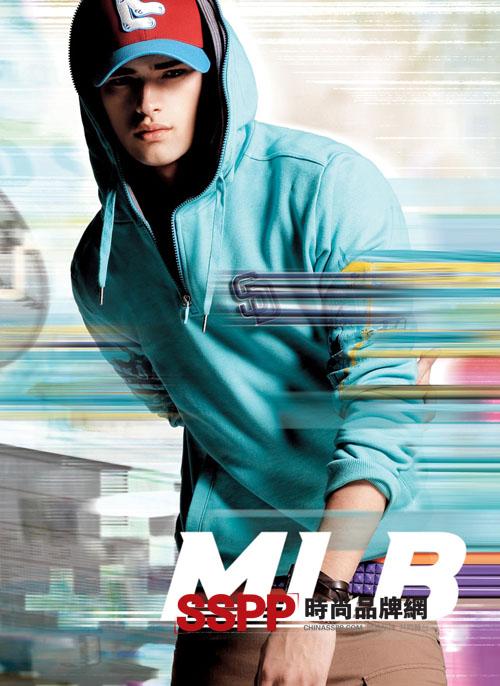 MLB街头服装品牌2010年度广告合辑图片
